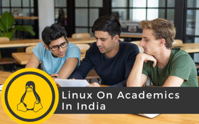 The Rising Popularity Of Linux Amongst Academics In India